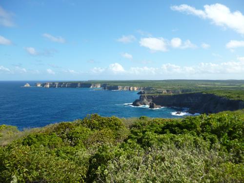 Pointe de la Grande Vigie - Grande-Terre Guadeloupe