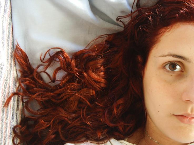 Entretien des cheveux frisés